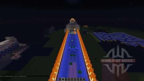 Minigames map pour Minecraft