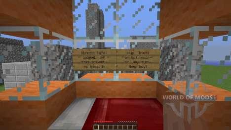 Metroid Adventure Map pour Minecraft