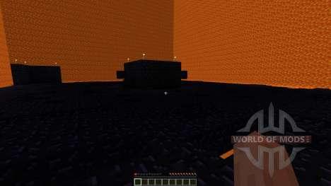 Lava Layer Pvp pour Minecraft