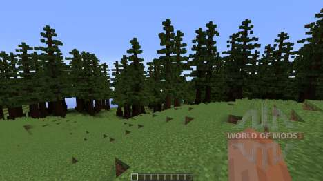 Mountains of Baize pour Minecraft