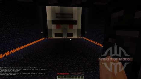 Boss The Villager Guardian pour Minecraft