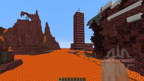 Netherion pour Minecraft