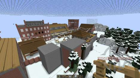 Coldcroth The Province of Bone and Scale für Minecraft