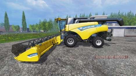New Holland CR6.90 v0.6 [beta] pour Farming Simulator 2015