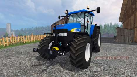 New Holland TM 175 pour Farming Simulator 2015