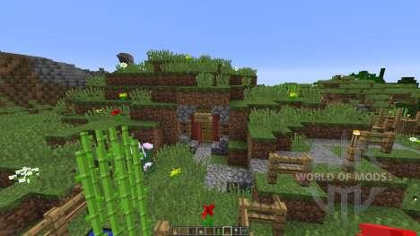 Hobbiton Settlement pour Minecraft