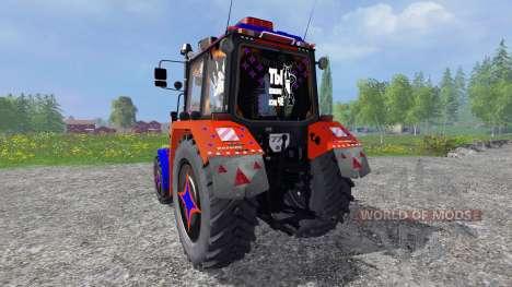 MTZ-82.1 tuning für Farming Simulator 2015