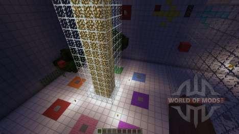 Co-op Puzzle Adventure Map: Cooptimistic für Minecraft