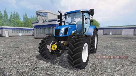 New Holland T7.210 für Farming Simulator 2015