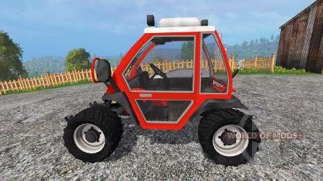 Reform Metrac H6 für Farming Simulator 2015