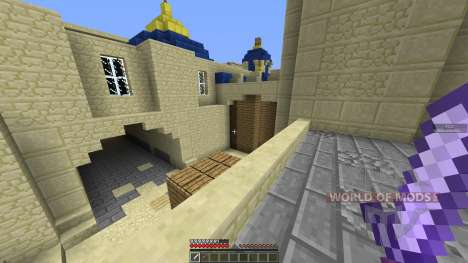 MineWars Minecraft PVP mini-game pour Minecraft