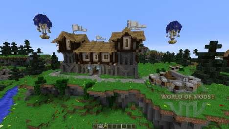 Survival Games: Lafrandir pour Minecraft