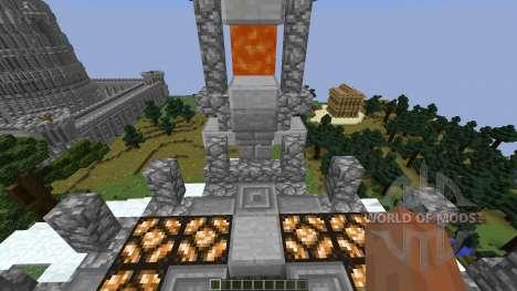 Hade-LAN: DarkLinkBuilder für Minecraft