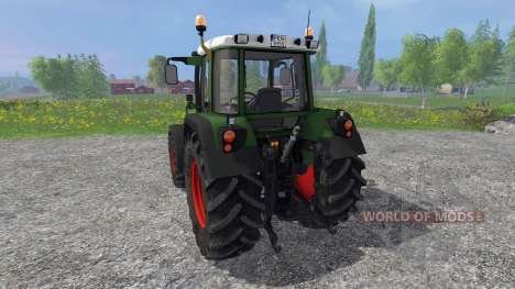 Fendt 312 Vario TMS v1.1 für Farming Simulator 2015