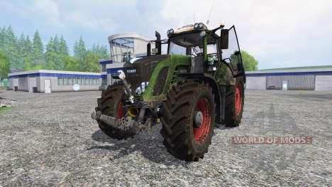 Fendt 936 Vario SCR v3.0 für Farming Simulator 2015