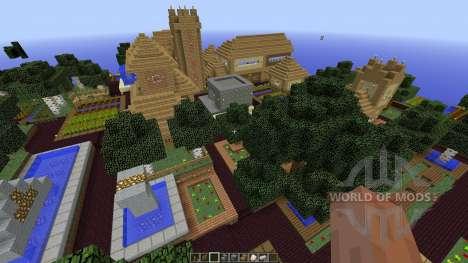 Draya Village pour Minecraft