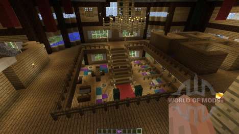 Medieval Nowhere für Minecraft