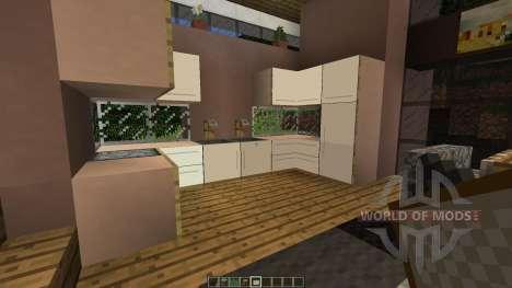 Modern Kitchen pour Minecraft