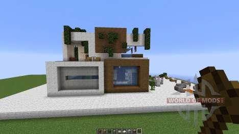 MODERN HOUSE SD 2 für Minecraft