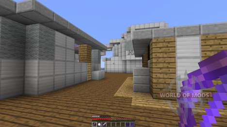 Hijacked pour Minecraft