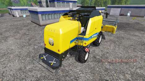 New Holland TC5.90 [pack] v1.3 pour Farming Simulator 2015
