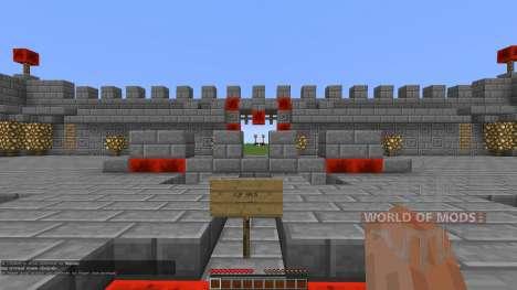 Dwa Zamki Two Castles für Minecraft