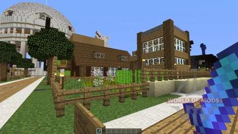 Foxy Hole für Minecraft