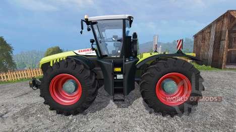 CLAAS Xerion 5000 pour Farming Simulator 2015