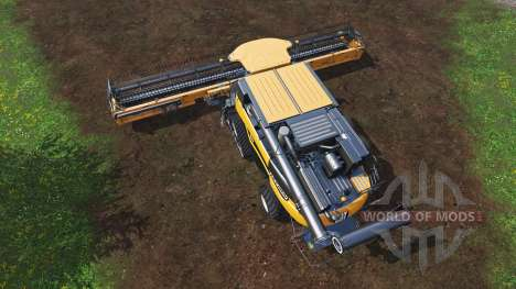 Caterpillar Lexion 590R v1.41 [fix edited] pour Farming Simulator 2015