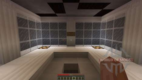 Parkour PvP Map für Minecraft