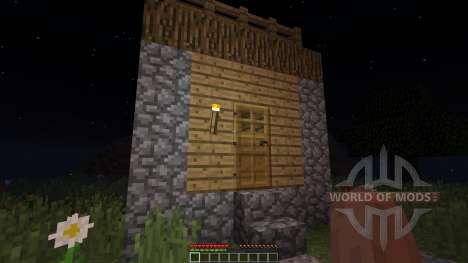 Rienn Island für Minecraft