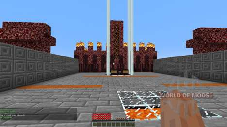 Inspired Version of Blocks Vs. Zombies pour Minecraft