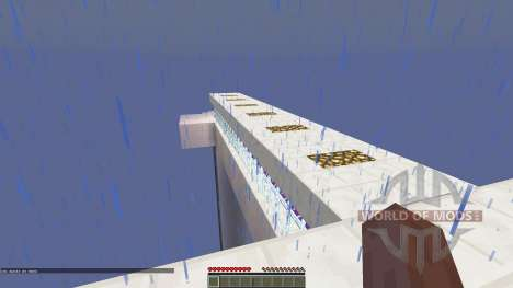 Pillars PvP Survival Map für Minecraft