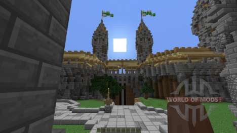 Kingdom of Cial A server spawn pour Minecraft