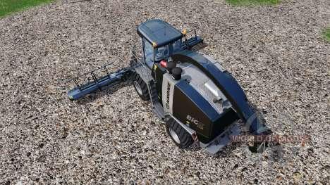 Krone Big X 1100 [black edition] für Farming Simulator 2015