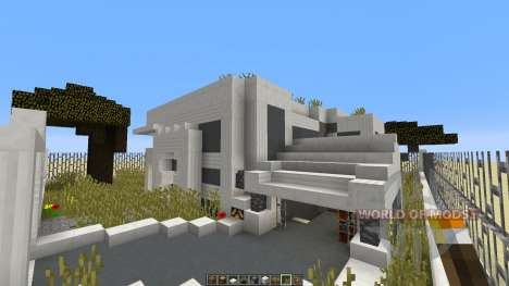 ECO Minecraft Ecological House Project pour Minecraft