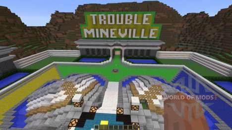 Hub Spawn für Minecraft