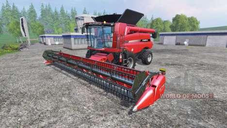 Case IH Axial Flow 7130 [dually] v1.1 pour Farming Simulator 2015