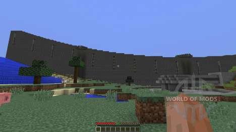 Section of Halo Ring für Minecraft