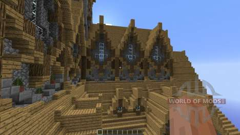 Big Medieval House pour Minecraft