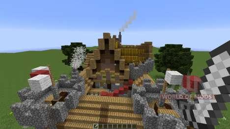 Medieval Castle für Minecraft