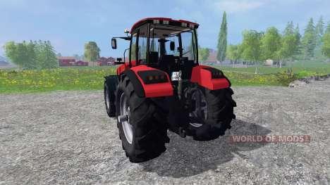 Belarus-3522 v1.2 für Farming Simulator 2015