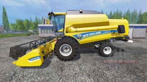 New Holland TC5.90 [twin wheels] für Farming Simulator 2015