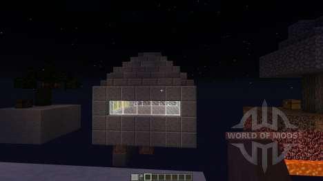 Space Block für Minecraft