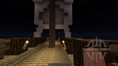 Medieval Fantasy Mansion V.2 pour Minecraft