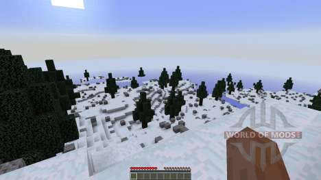 Esngen Island für Minecraft