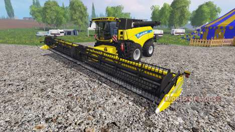 New Holland CR10.90 v1.0.1 pour Farming Simulator 2015