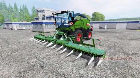 Fendt Katana 65 [pack] pour Farming Simulator 2015