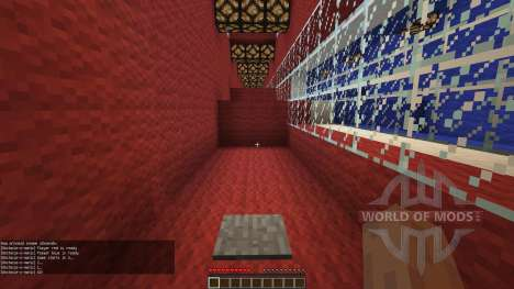 Obstacle course pour Minecraft