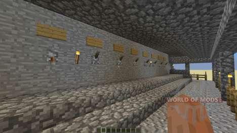 Digital Display Clock pour Minecraft